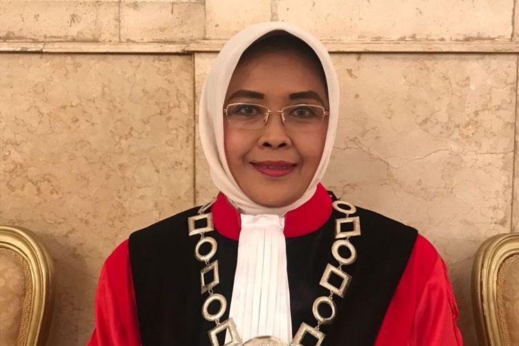 Hakim MK Enny Nurbaningsih