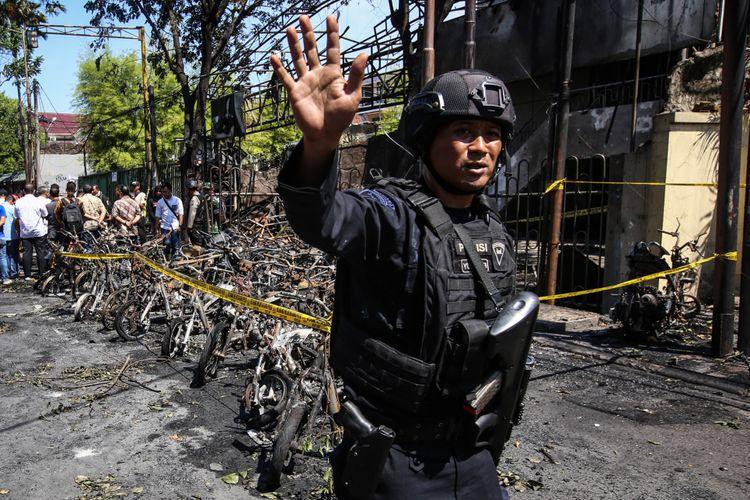 Setelah ledakan