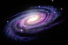 Ilmuwan Temukan Galaksi Misterius, Benarkah