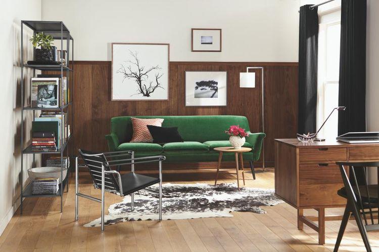 Foto Sebagai Pajangan di ruang tamu.