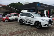 Mitsubishi Outlander PHEV Jadi Mobil Terfavorit