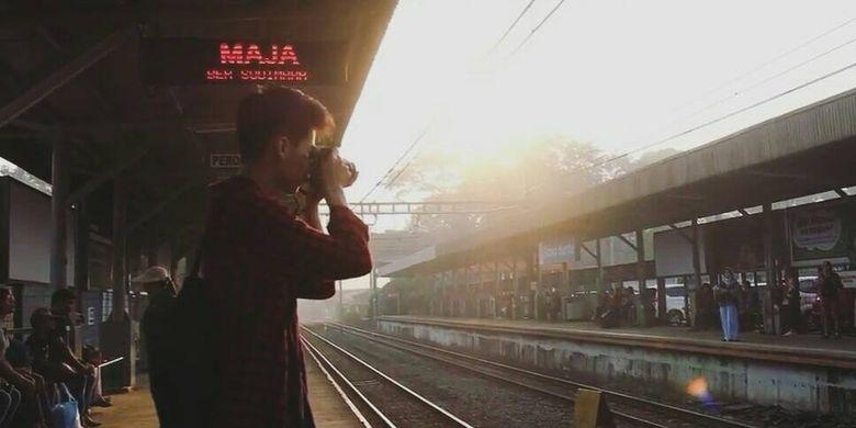 Cukilan film pendek Pancasila berjudul Rupa Rupa Indonesia kreasi siswa SMA Santa Laurensia