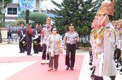 Megawati Disambut dengan Karpet Merah di Mabes Polri, Ini Alasannya