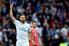 Benzema Bersyukur Ronaldo Pergi dari Real Madrid Musim Ini