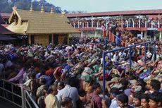 MA India Cabut Larangan Perempuan Menstruasi Masuk Kuil Hindu