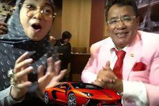 Setelah Beri Cincin Rp 9 Miliar, Hotman Paris Janjikan Lamborghini untuk Ria Ricis