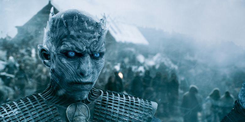Night King dalam Game of Thrones Season 7