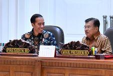 Gerindra Akui JK Bisa Dongkrak Suara Jokowi di Pilpres 2019