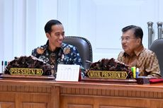 4 Tahun Jokowi-JK, Wapres Bukan