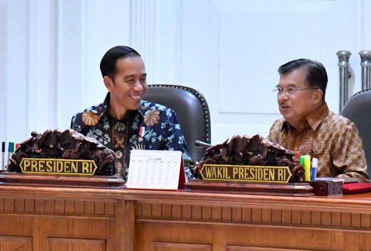 Indo Barometer: Sumut Inginkan Jokowi, tetapi JK Tidak Diinginkan