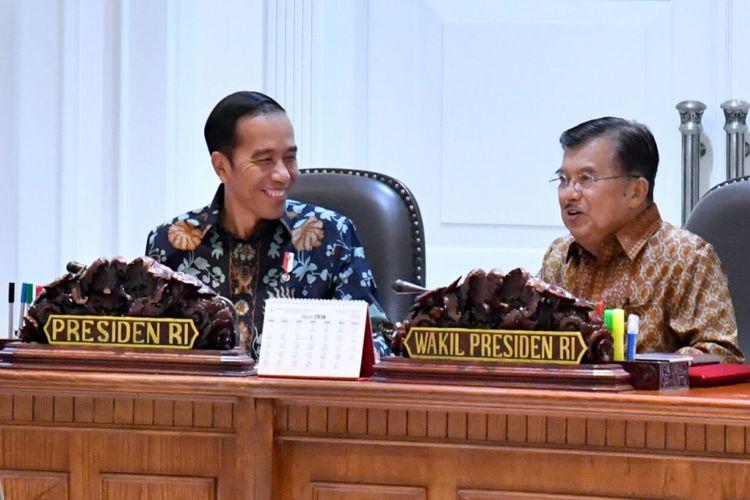 Jusuf Kalla Tegaskan Dukungannya untuk Jokowi di Pilpres 2019