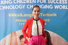 Nadia Mulya Akui Pernah Gunakan Gawai untuk Hibur Anak