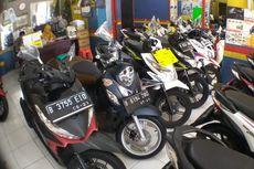 Komparasi Harga Motor Bekas Skutik 110 cc - 125 cc