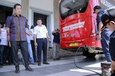 Tekan Polusi, Trans Semarang Kini Gunakan Bahan Bakar Gas