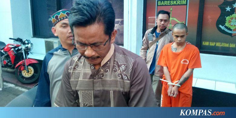 SPMA Polisi Tangkap Dua Residivis Jambret Wisatawan di Jalan Asia Afrika - Kompas.com