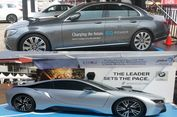 Mercy E350e vs BMW i8, Mobil Listrik Mana yang Lebih Keren?