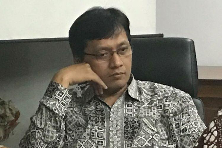 Komisioner Pendidikan dan Penyuluhan Komnas HAM Beka Ulung Hapsara.
