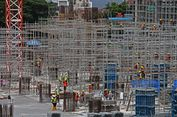 Proyek-proyek Infrastruktur yang Dibekukan Sementara Mulai Hari Ini