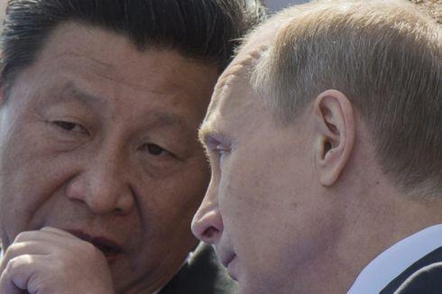 Dari Banyak Pemimpin Dunia, Putin Hanya Ingat Presiden China