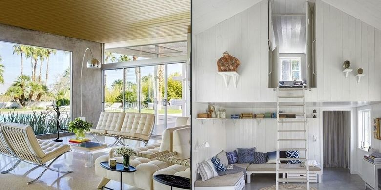 Perbedaan desain Skandinavia dan minimalis