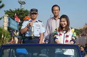 Tiba di Yogyakarta, Api Obor Asian Games Dikawal 5 Pesawat Tempur