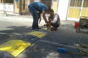 12 Jalan Kampung di Solo jadi Proyek Contoh Polisi Tidur Standar Nasional