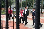 Jokowi Tinjau 'Venue' Asian Games 2018 di Gelora Bung Karno