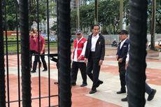 Jokowi Tinjau