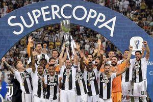 Piala Super Italia, Gelar Pertama Cristiano Ronaldo bersama Juventus