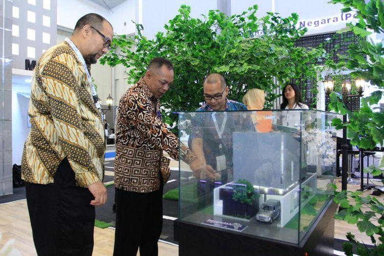 PT PGN Mas, anak usaha PT PGN (Persero) Tbk. membangun 350 rumah pintar berbasis energi di Narogong, Bekasi. Rumah hemat energi tersebut ditawarkan mulai dari Rp 600 juta/unit.