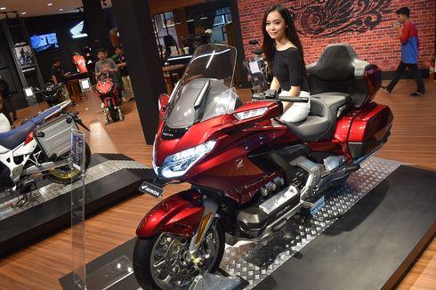 Pembeli Honda Gold Wing Banyak yang Bayar Tunai, Harganya Rp 1 M