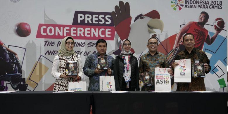 Jadi Sponsor Asian Para Games, PGN Ikut Nyalakan