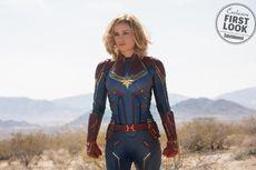 Brie Larson Jawab Pertanyaan soal Ketidakhadiran Captain Marvel dalam Trailer Avengers: Endgame