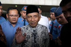 Idrus Marham Imbau Amien Rais Berpolitik Tanpa Provokasi