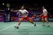 Malaysia Masters 2019, Fajar/Rian Akui Tampil Kurang Tenang