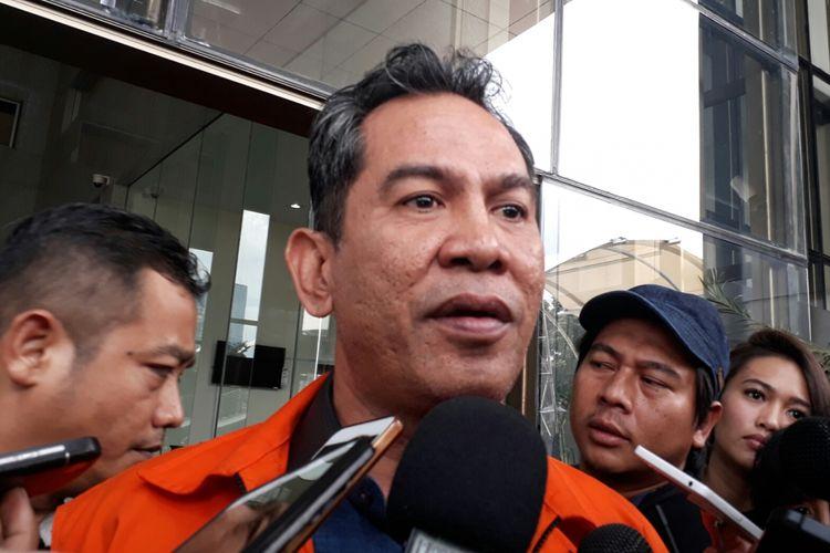 Bupati Hulu Sungai Tengah Abdul Latif, Selasa (3/4/2018).