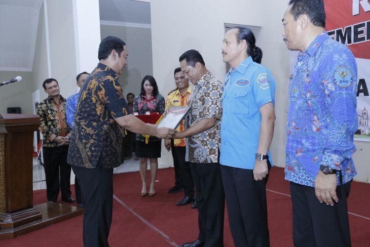 Pemerintah Kota Semarang Apresiasi Kinerja BNN