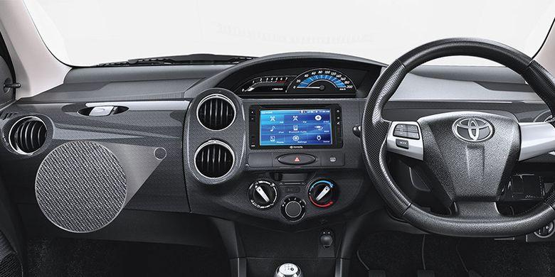 Interior Toyota Etios Cross X-Edition