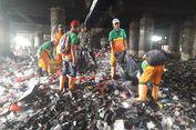 Kolong Tol Pelabuhan yang Penuh Sampah Diusulkan Ditata Jadi Taman