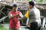 Cari Umpan untuk Ikan, Seorang Anak Malah Temukan Granat Aktif