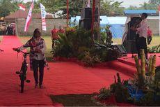 Presiden Jokowi Dilarang Bagi-bagi Sepeda Saat Kampanye Pilpres, Ini Respons Istana