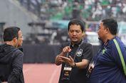 Alasan PSIS Lepas Pelatih Kiper Andy Petterson ke Bali United