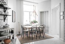 7 Desain Ruang Makan Gaya Skandinavia