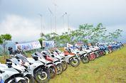 Ratusan Biker Rayakan Ultah Pertama Komunitas GSX
