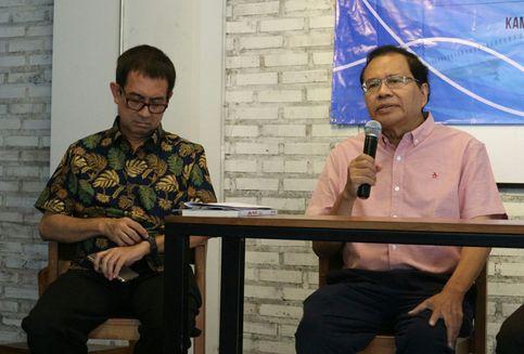 Bukan Infrastruktur, Menurut Rizal Prioritas Pemerintah Bayar Utang
