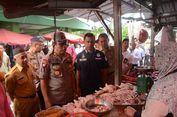 Jelang Natal dan Tahun Baru, Polda Bangka Belitung Sidak Sembako dan BBM