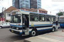Yuk Bernostalgia dengan Bus Kota Tempo Dulu