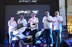 Honda PCX 150 Baru Meluncur di Jawa Barat