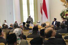 Imam Besar Al Azhar: Kita Harus Moderat karena Ekstrem Itu Tidak Baik