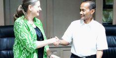 Badan Ketahanan Pangan dan WFP Perbarui Peta Ketahanan dan Kerentanan Pangan